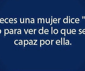 frases, quotes, and mujeres image