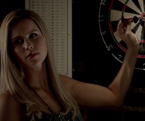 the vampire diaries, rebekah, and tvd image