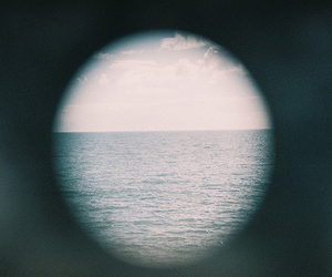sea, vintage, and photography image