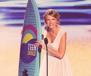Taylor Swift, teen choice awards, and tca 2012 image