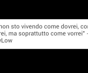 frasi, italiano, and italia image