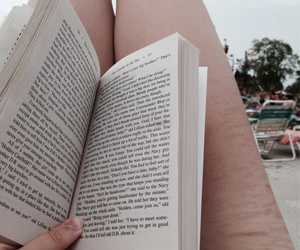 book, indie, and cute image