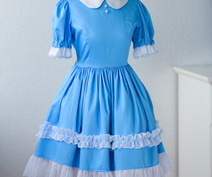 alice, blue, and classic image
