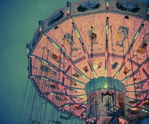 fun, pink, and vintage image