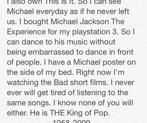 king of pop, michael jackson, and bad 25 image