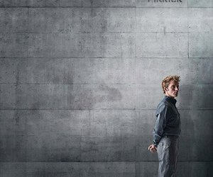 mockingjay, finnick odair, and the hunger games image