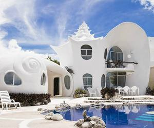 house, home, and white image