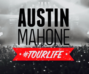 tour life, love, and austin mahone image