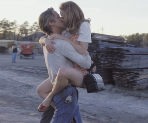 allie, couple, and romance image