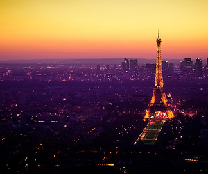 beauty, city, and paris image