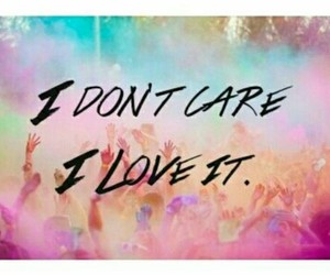 dance, music, and i don't care image