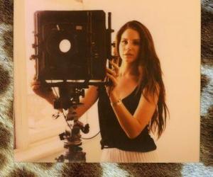 polaroid and lana del rey image
