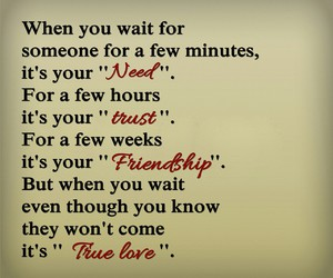 love, need, and true love image