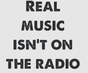 music, radio, and band image