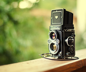 camera, old, and vintage image