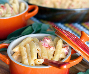 foods, yummy, and pasta image