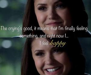 elena gilbert, quote, and the vampire diaries image