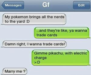 pokemon, funny, and milkshake image