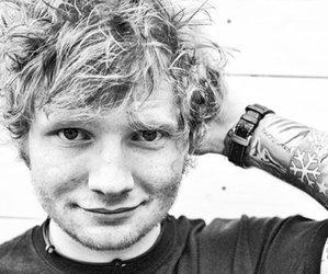 ed sheeran, tattoo, and ed image