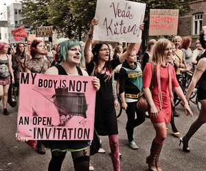 feminism, suomi, and finland image