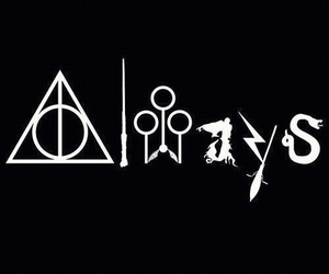 always, harry potter, and book image