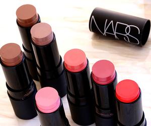 nars, makeup, and lipstick image
