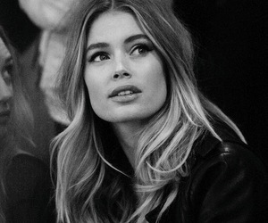 Doutzen Kroes, model, and blonde image