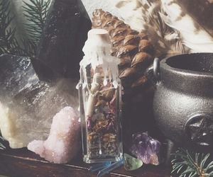 crystal and witch image