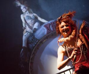 Emilie Autumn, prague, and captain maggots image