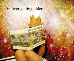 where the wild things are, book, and older image