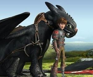 alpha, chief, and toothless image