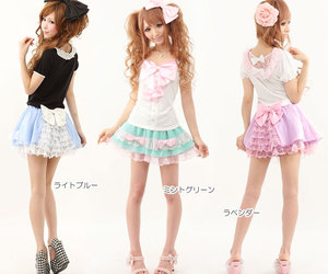 fashion, gyaru, and japanese image
