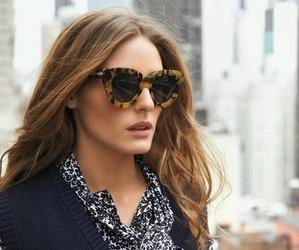 olivia palermo, style, and sunglasses image
