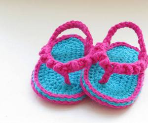 baby, baby girl, and baby shoes image