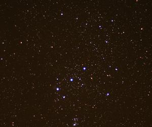 night, sky, and star image