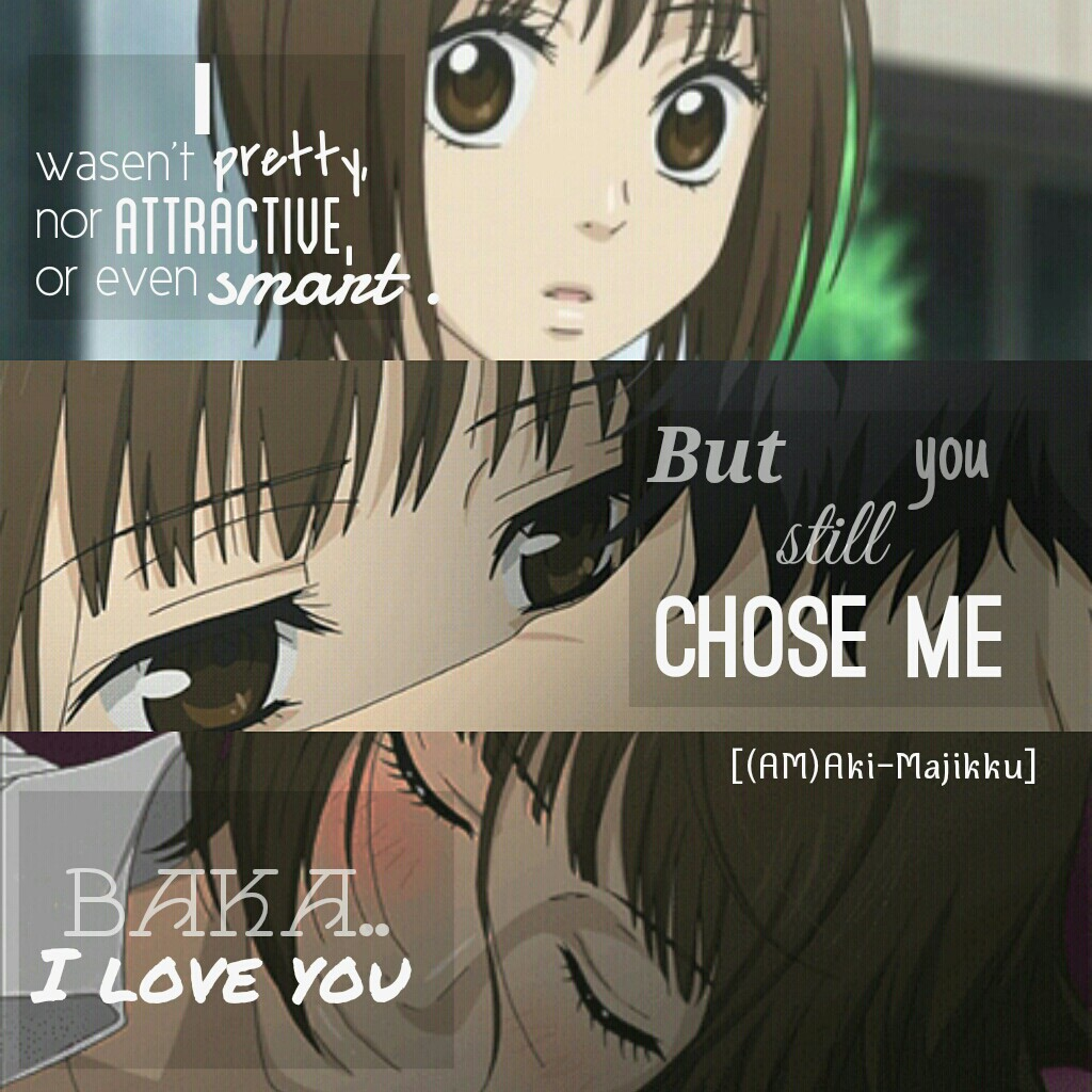 """SAY I LOVE YOU MEI "" YAMATO on We Heart It"