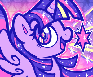 my little pony, twilight sparkle, and MLP image