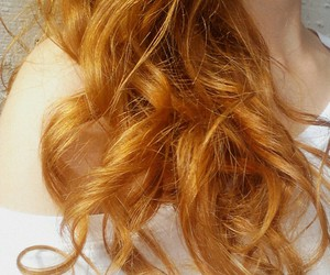 copper, curls, and ginger image