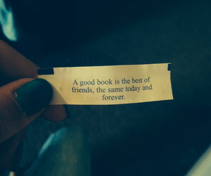 books, fortune cookie, and life image