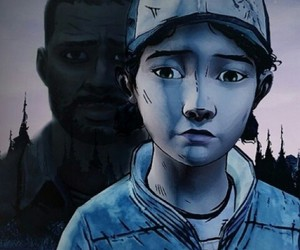 clementine, game, and lee image