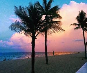 beach, indie, and ocean image