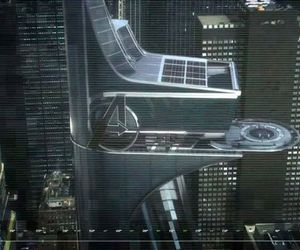 avengers tower image