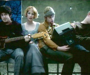 90's, kiss me, and sixpence none the richer image