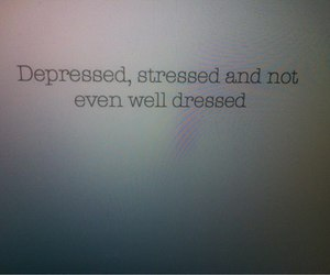 quote, depressed, and grunge image