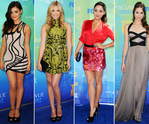 pll and dress image