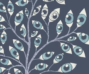 eyes and tree image