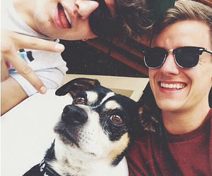 connor franta, jc caylen, and wishbone image