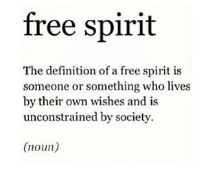 quotes, free spirit, and free image