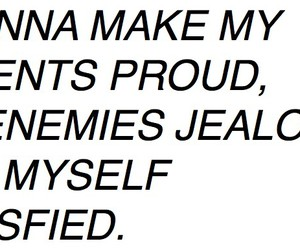 quotes, proud, and jealous image