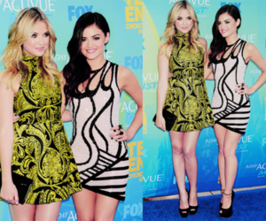 lucy hale and ashley benson image